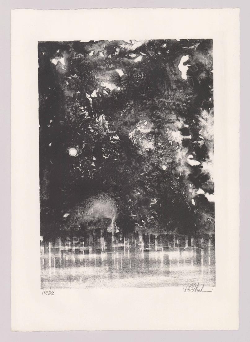 Richard Florsheim Lithograph - 2