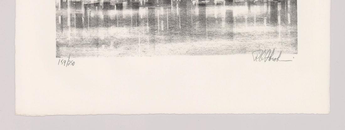 Richard Florsheim Lithograph - 3