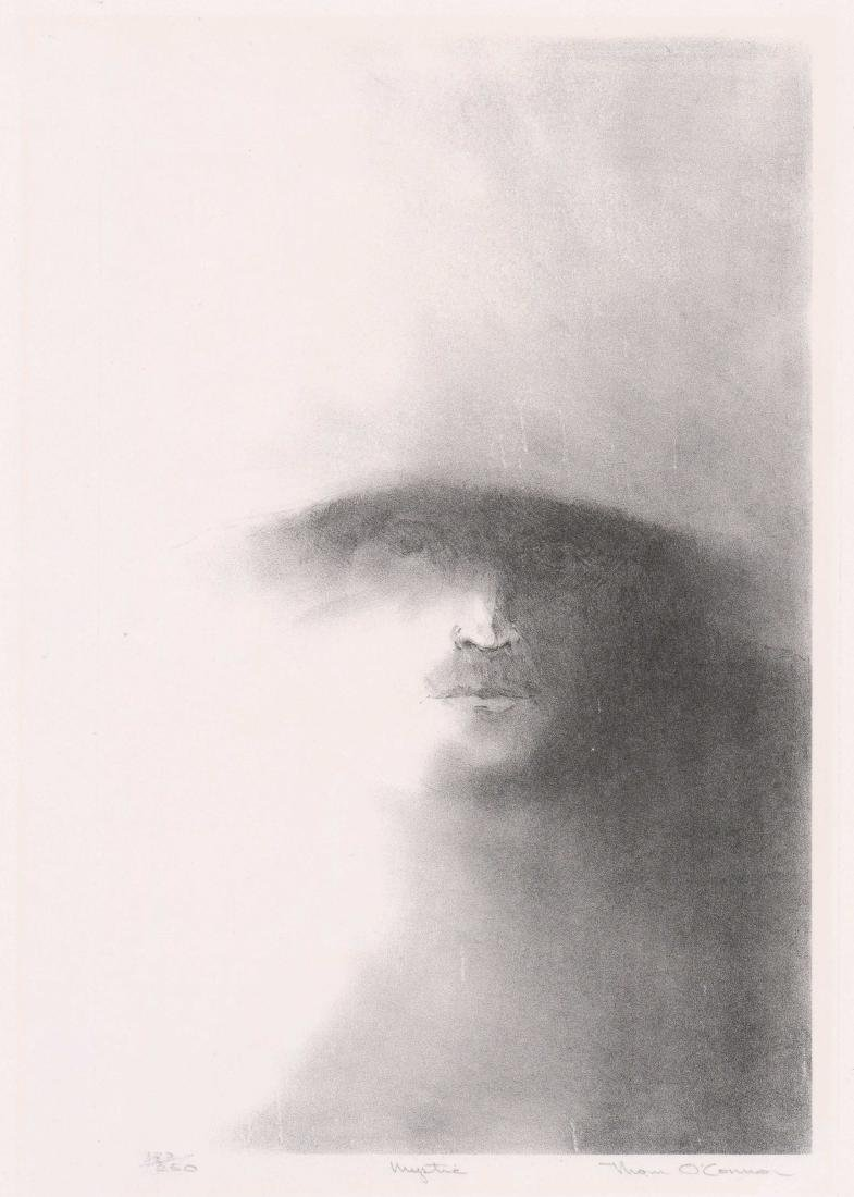 Thom O'Connor Lithograph