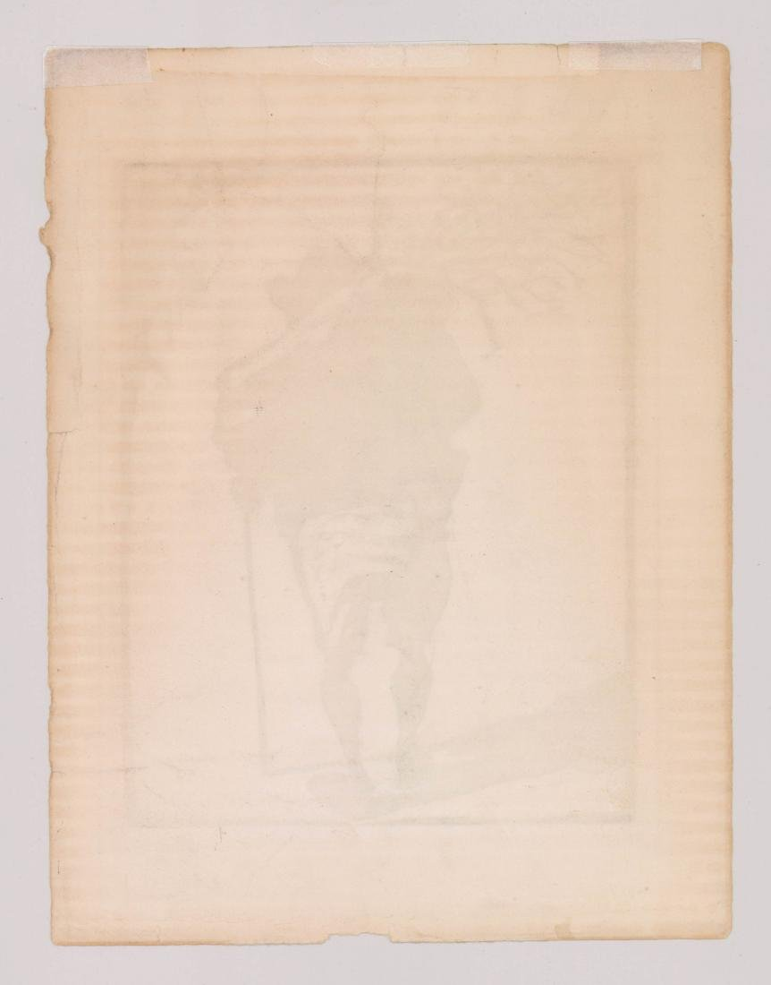 Jacob Pins (1917-2005) Woodcut - 4