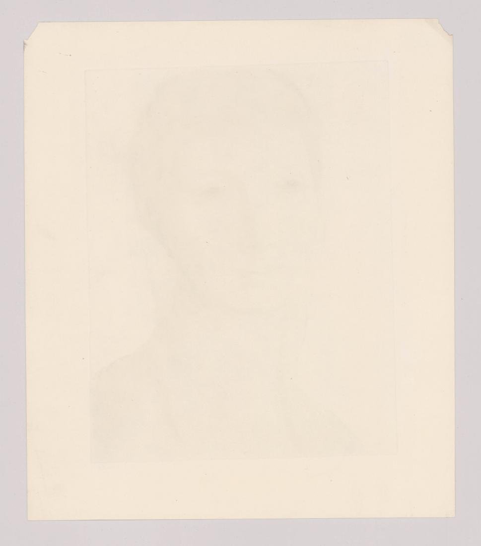 Frederic Taubes Etching - 4