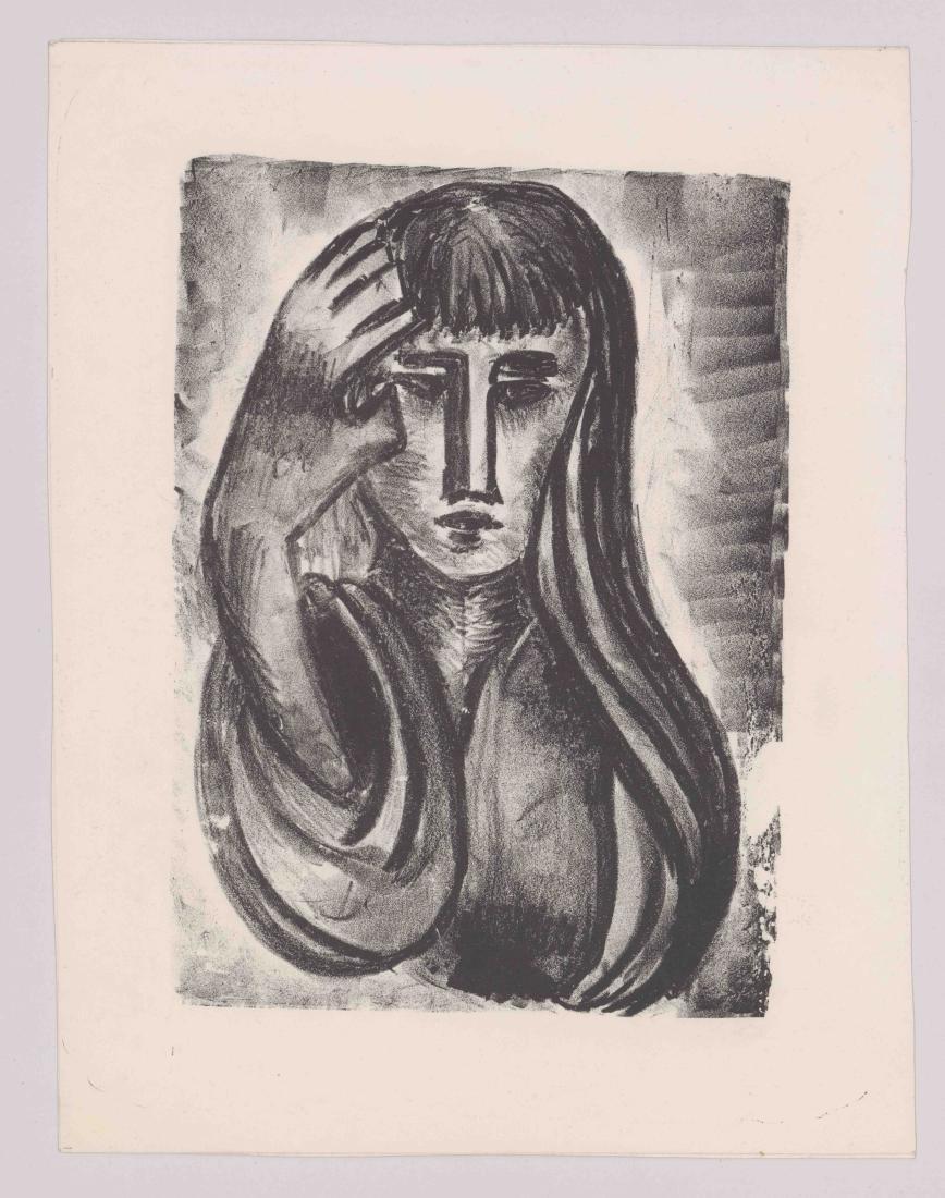 Clare M. Severance (1887-1955) Lithographs - 3