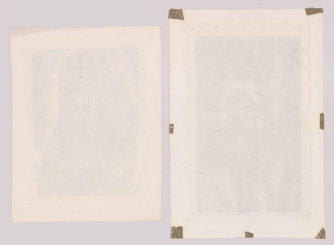 Clare M. Severance (1887-1955) Lithographs - 5