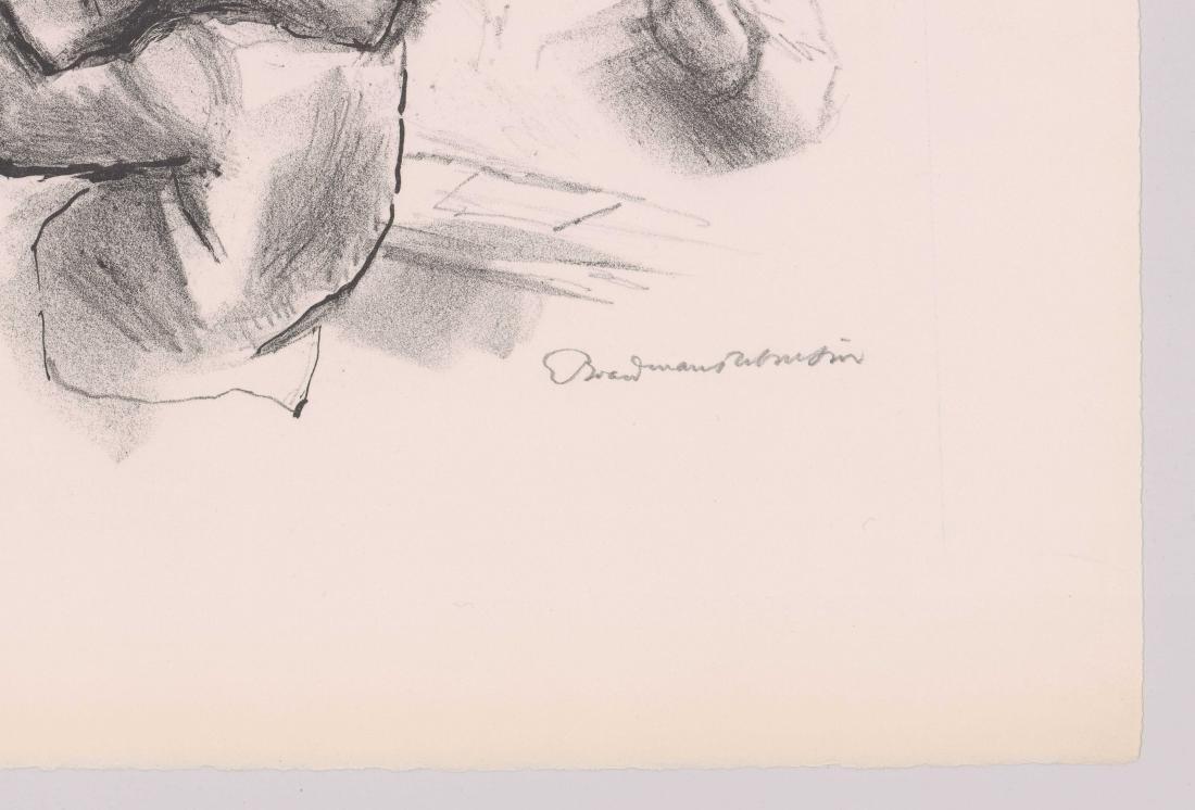 Boardman Robinson Lithograph - 3