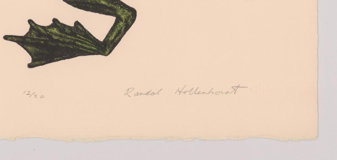 Randal Hollenhgorst Lithograph - 3