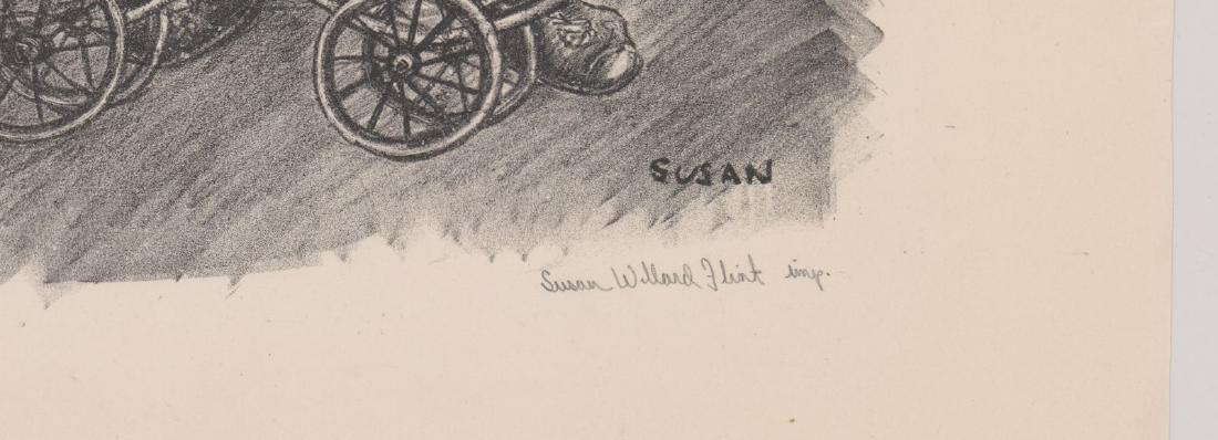Susan Willard Flint Lithograph - 3