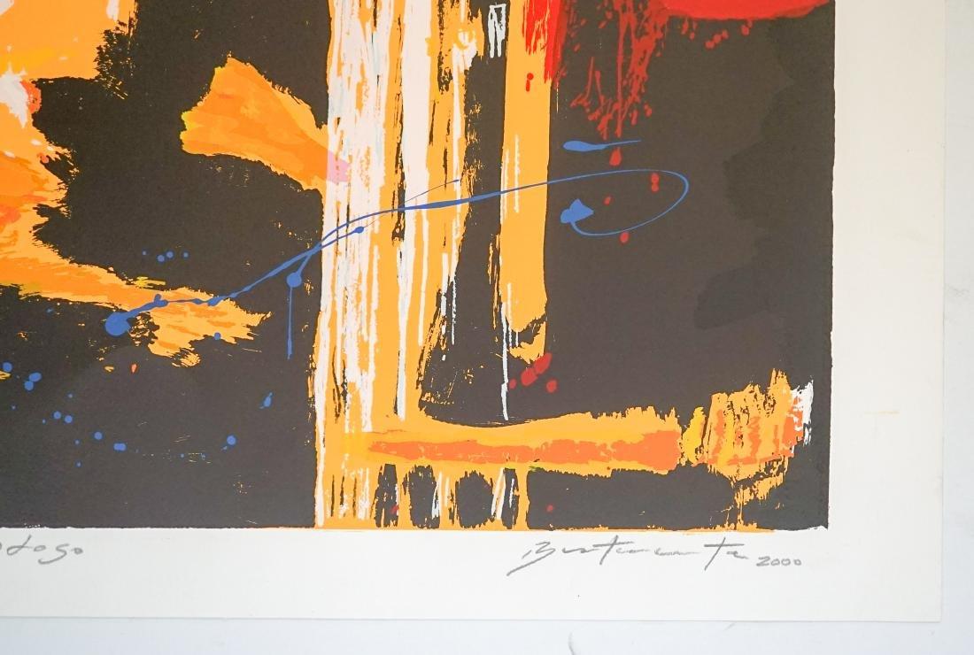 Sergio Bustamante Lithograph [Dialogo] - 4