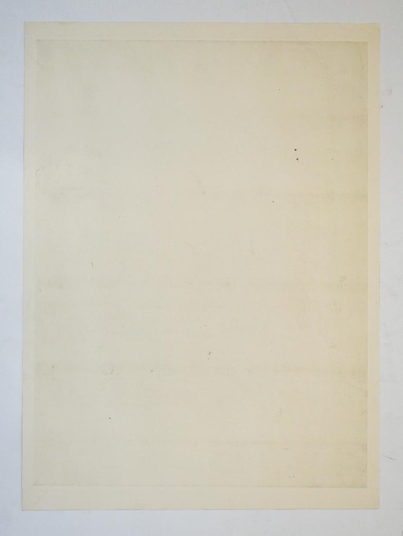 Phyllis Sherman Mid-Century Large Etching - 5