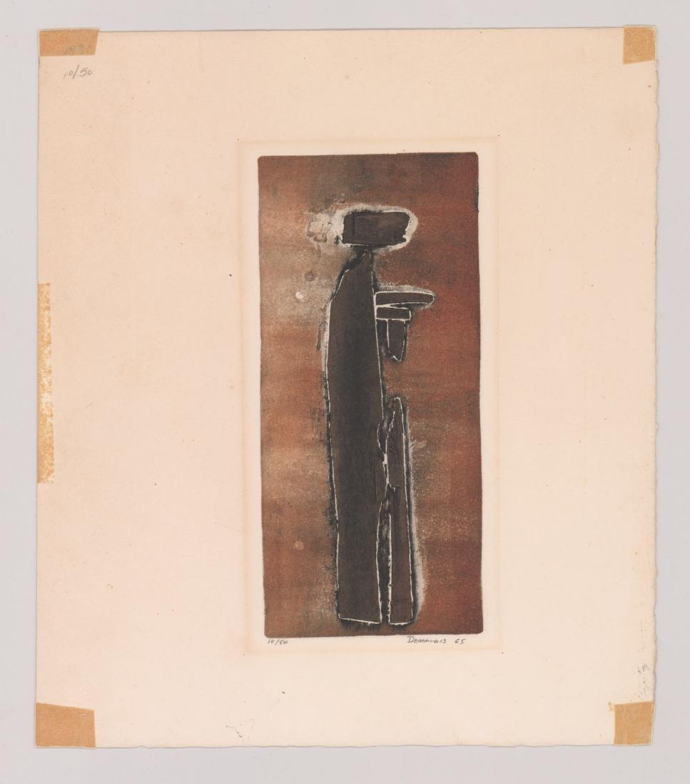 Joseph Demarais Etching - 2