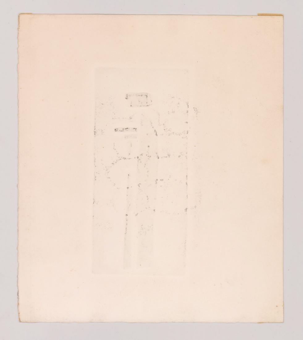 Joseph Demarais Etching - 4