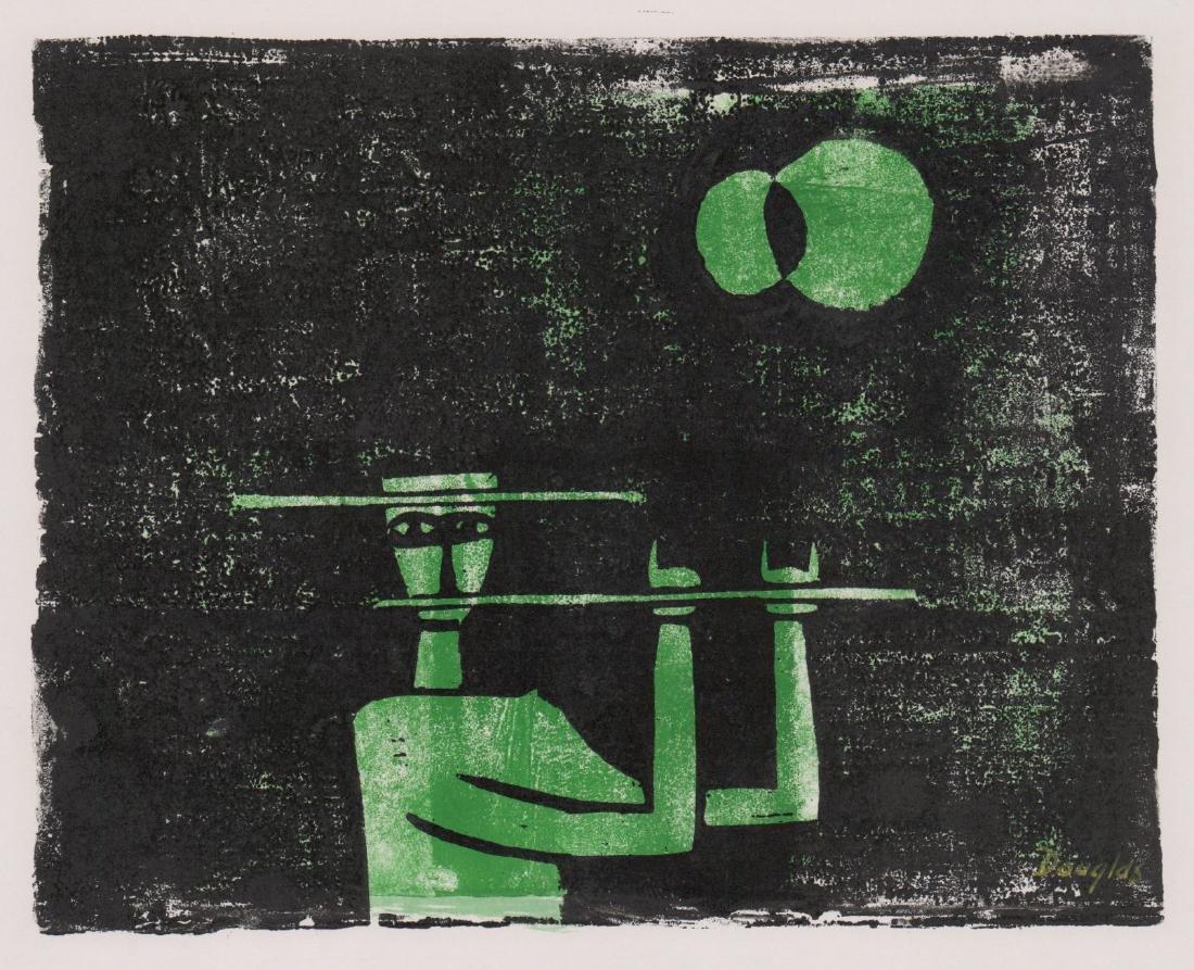 Charles Douglas (Texas, 20th Century) Lithographs - 3