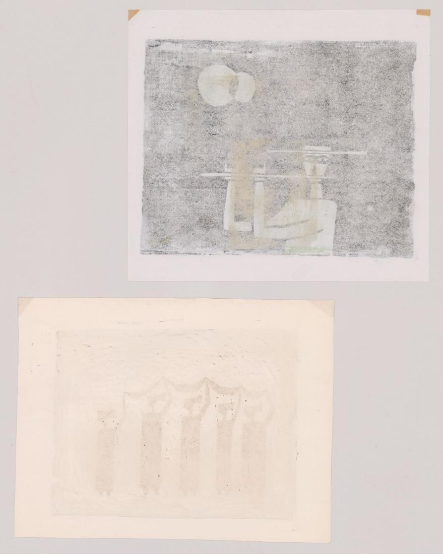 Charles Douglas (Texas, 20th Century) Lithographs - 4