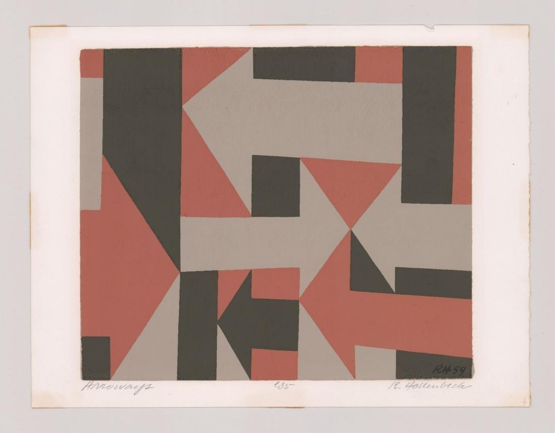 Roger Hollenbeck (California, 1917-1973) - 2