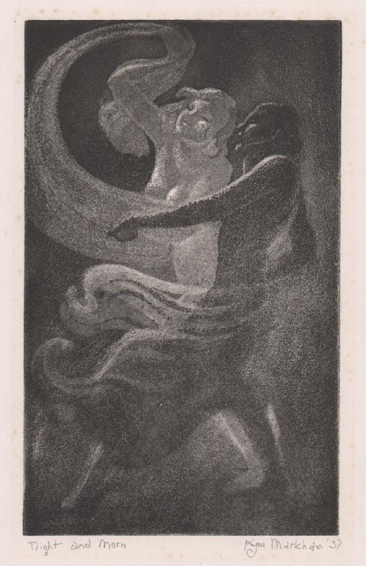 Kyra Markham Aquatint