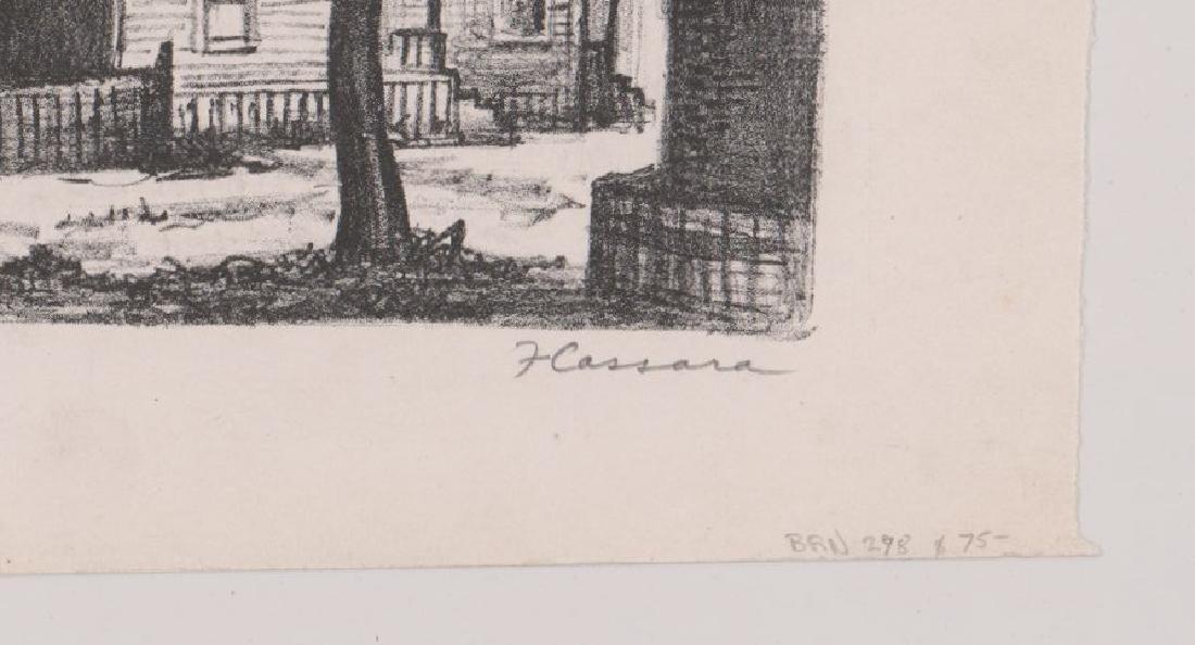 Frank Cassara Lithograph - 3