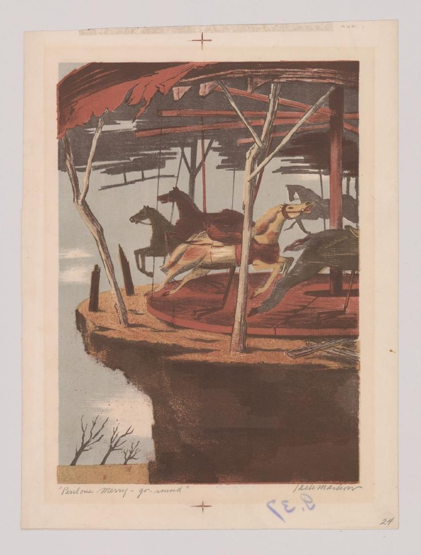 Jack Markow (1905-1983) - 2
