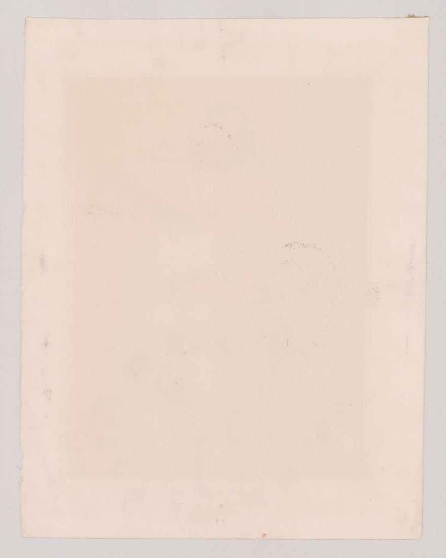 Edward Chavez Lithograph [El Mariachi] - 5