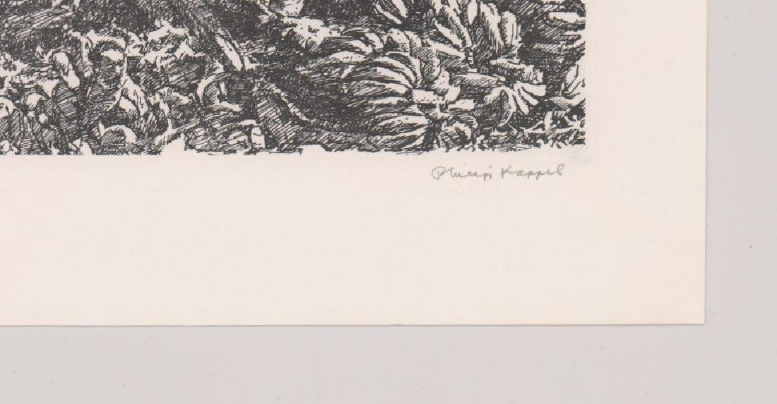 Philip Kappel Etching - 3