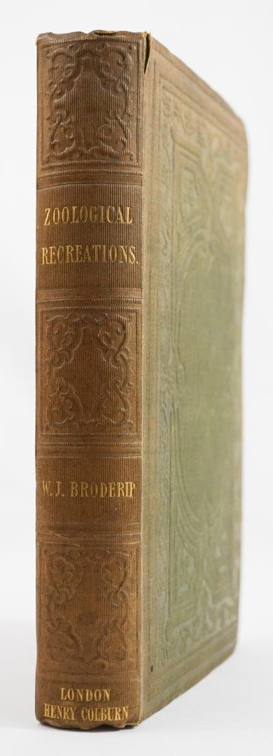 Zoological Recreations 1847