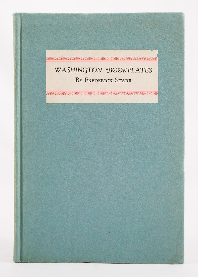 Washington Bookplates 1927