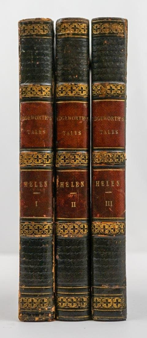 Helen, A Tale by Maria Edgeworth in three volumes