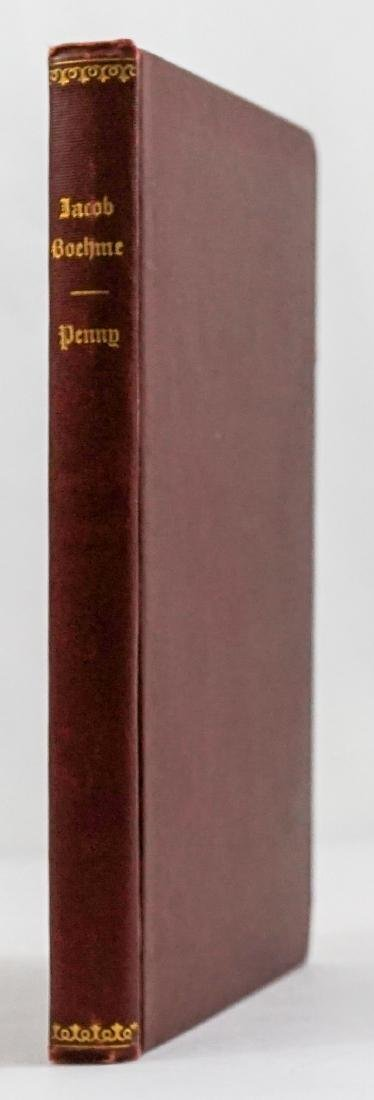 Jacob Boehme's Writings by A. J. Penny