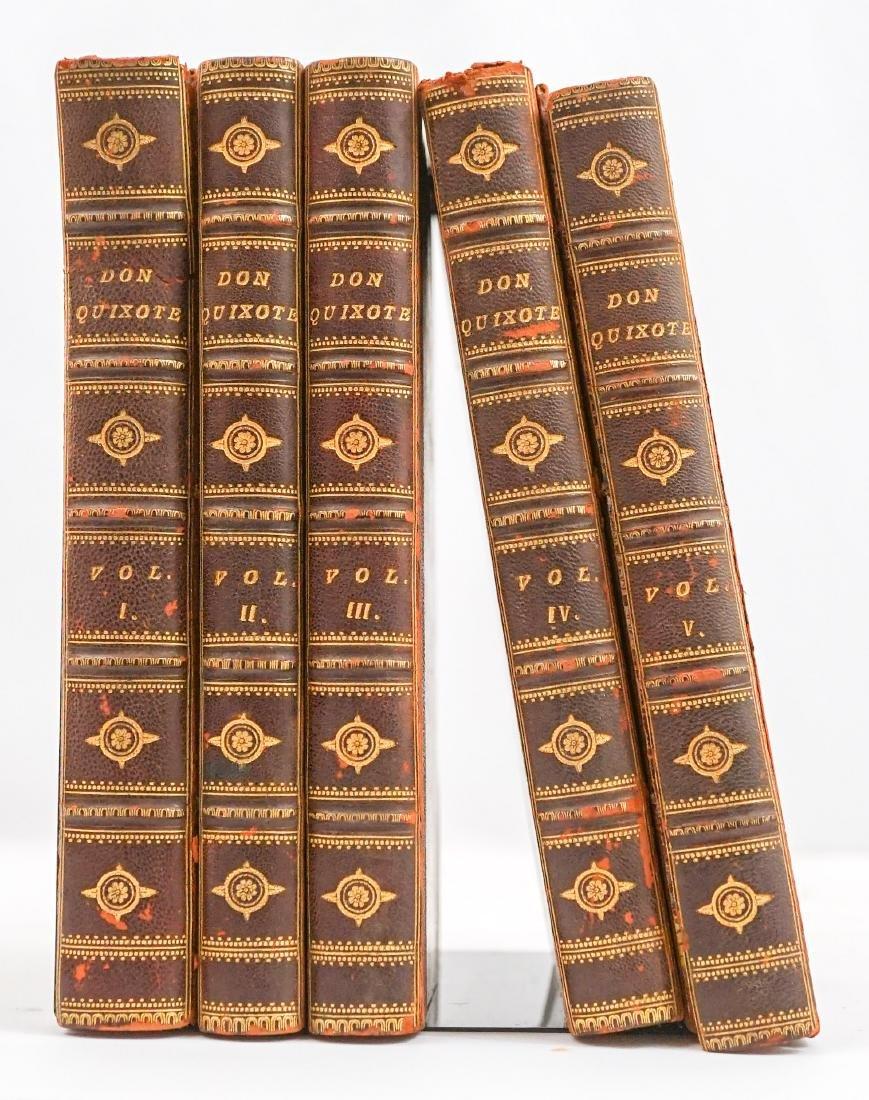 Don Quixote (Five Volumes)