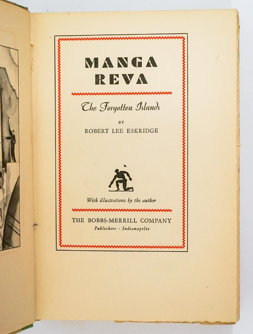 Manga Reva by Robert Lee Eskridge 1931