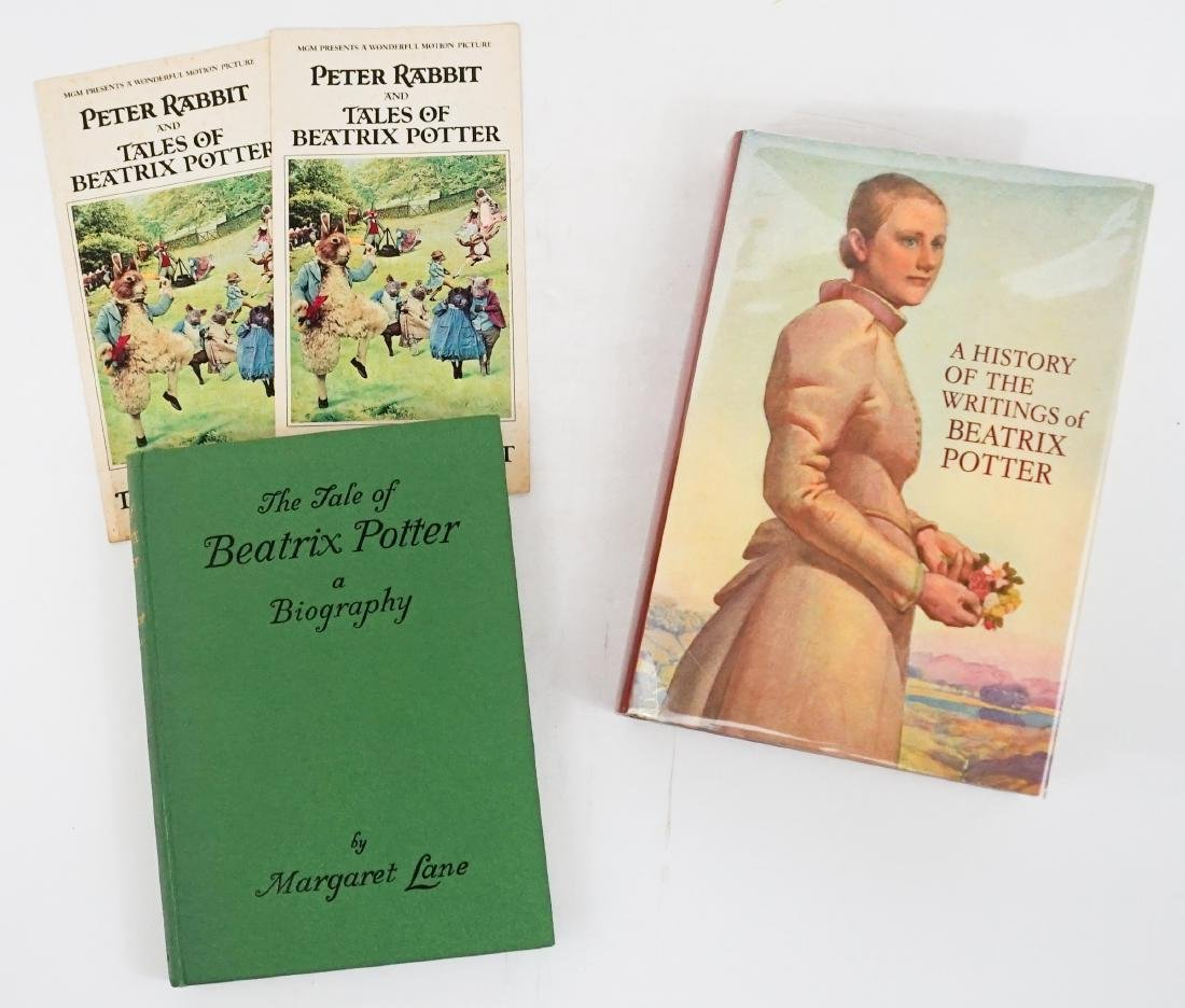 Grouping of Beatrix Potter