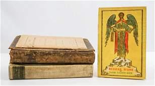 Group of Four Religious Books