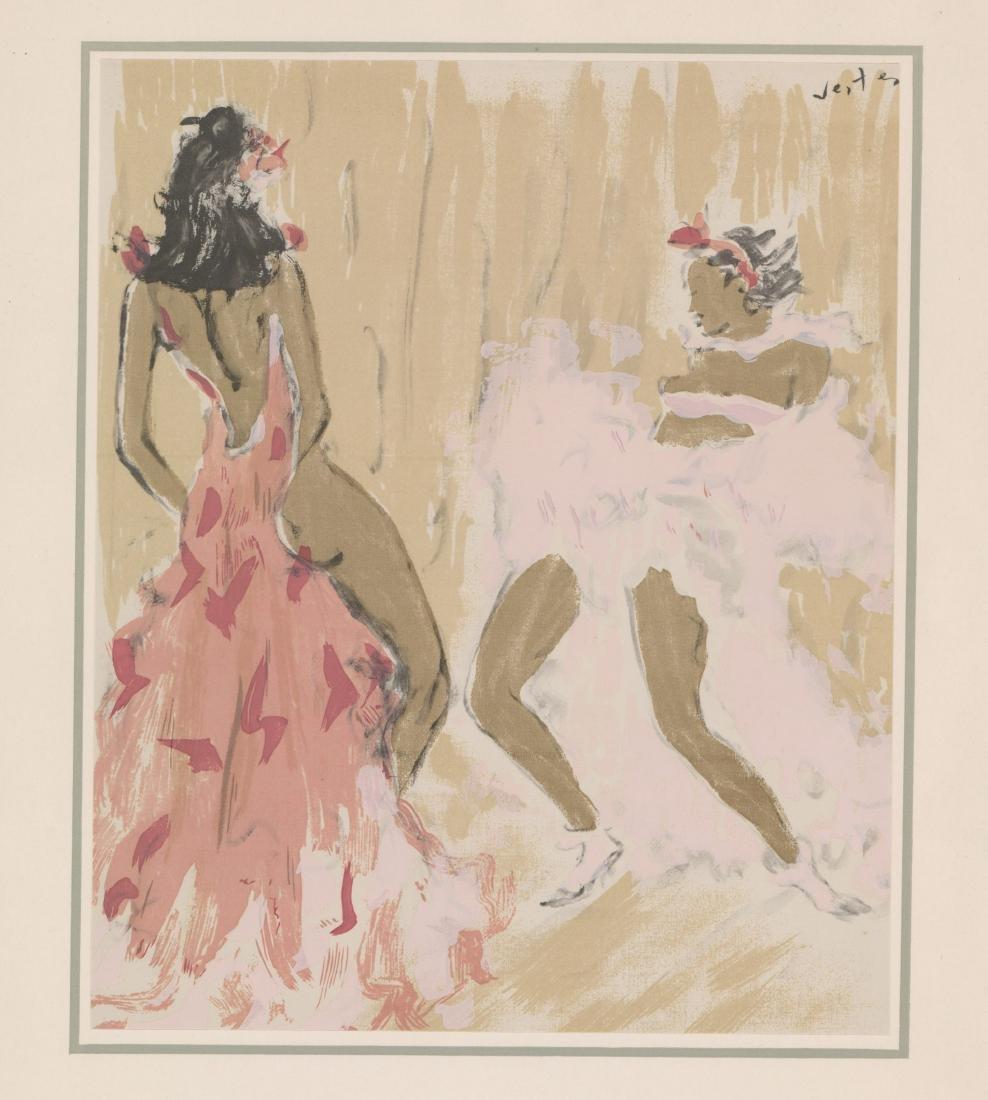 Marcel Vertes (1895 - 1961) Lithographs