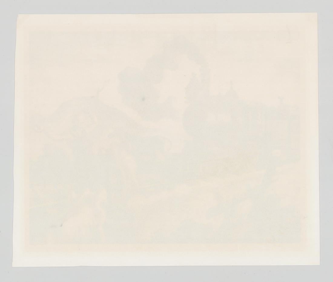 Thomas Hart Benton Original Lithograph - 4