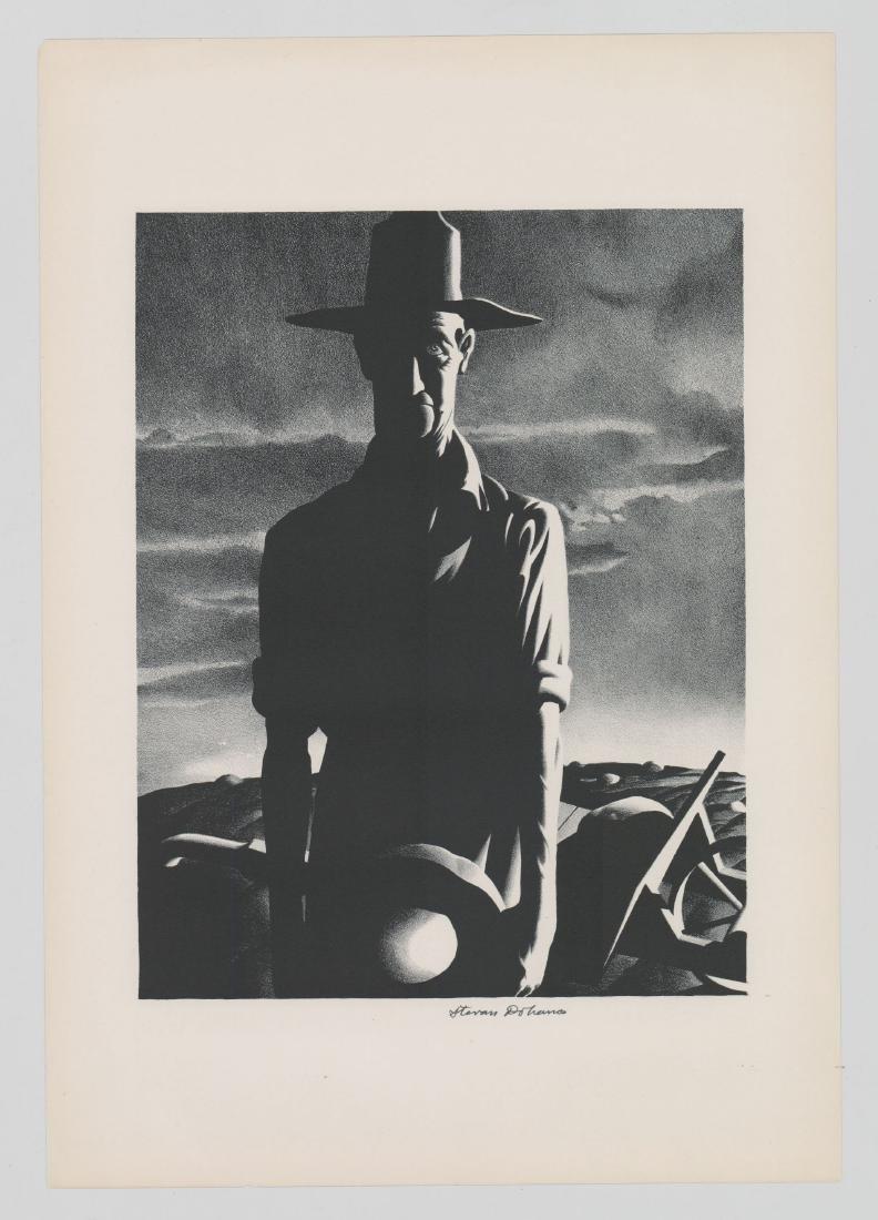 Stevan Dohanos (1907 - 1994) Lithograph - 2