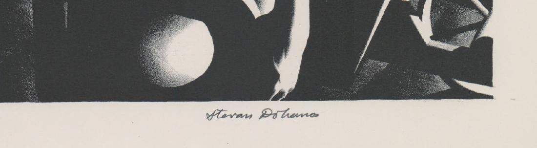 Stevan Dohanos (1907 - 1994) Lithograph - 3