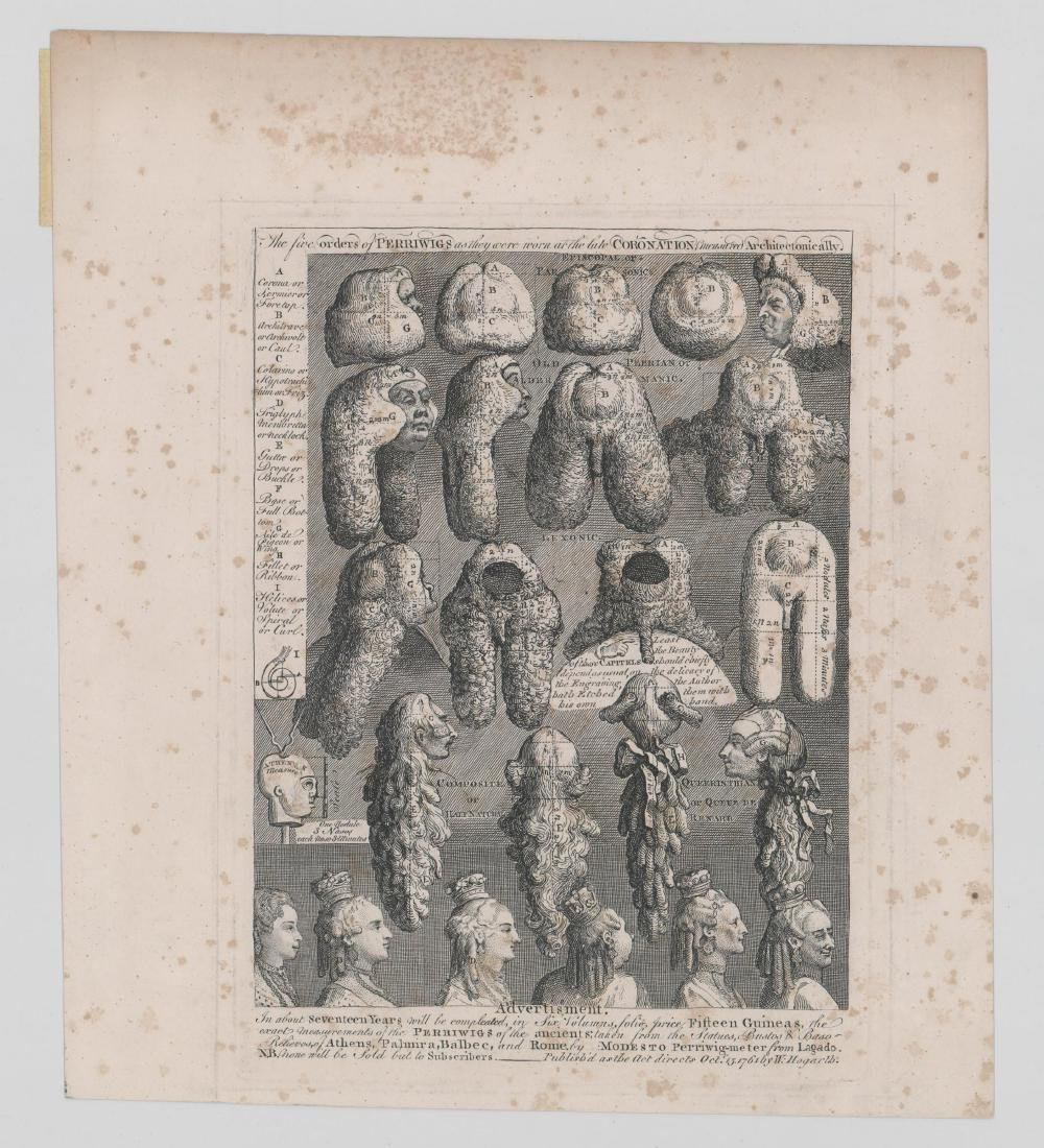 A Group of Antique Prints and Engravings - 3
