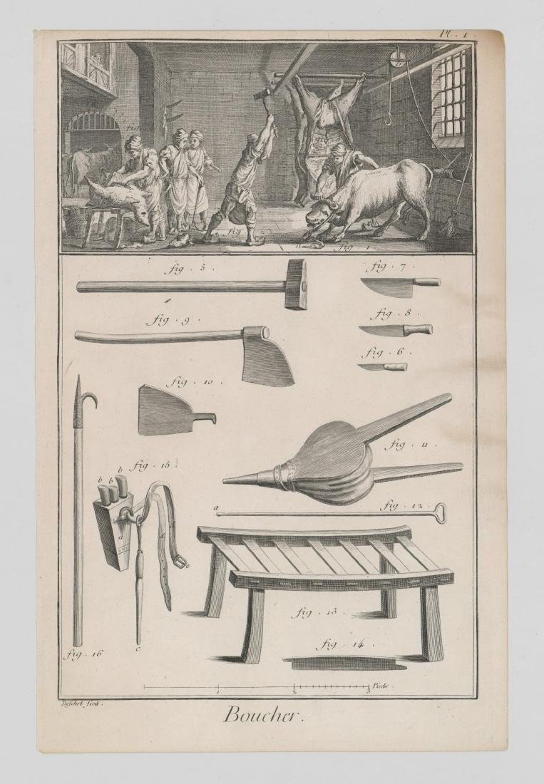 A Group of Antique Prints and Engravings - 4