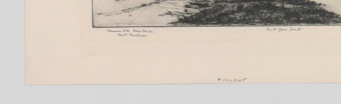 Ruth Doris Swett Etching - 3