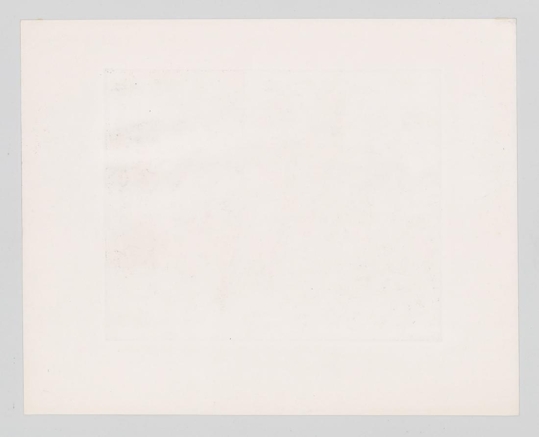 Andrew Rush Etching [Idyl Settimello] - 5