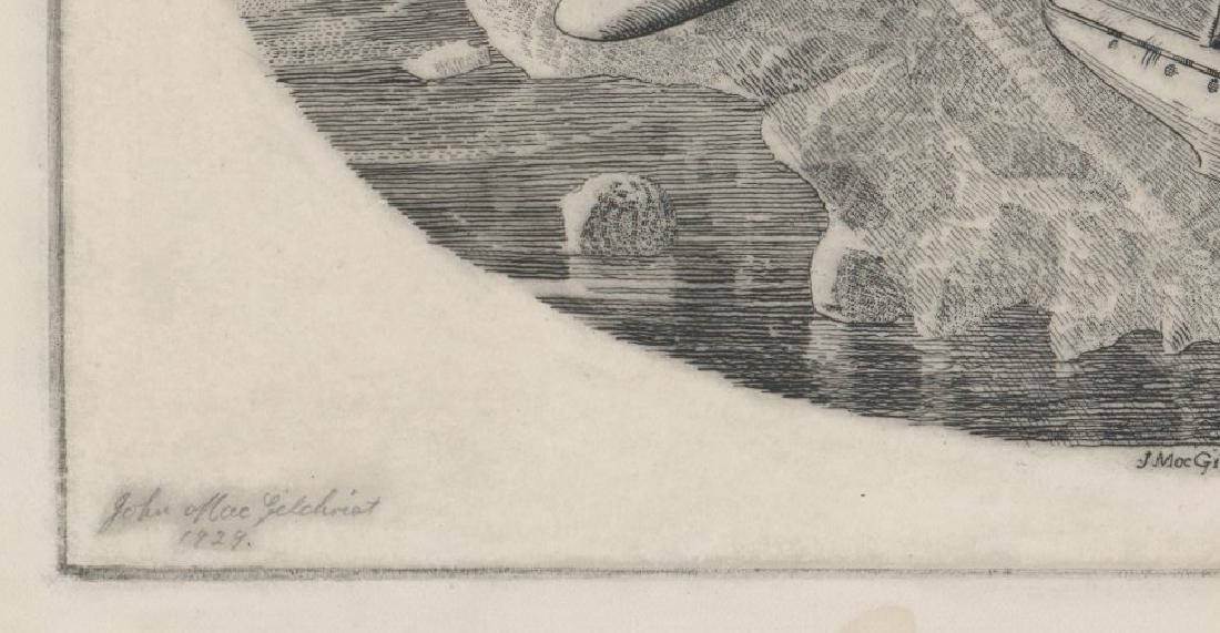 John Mac Gilchrist Etching and Drypoint - 3