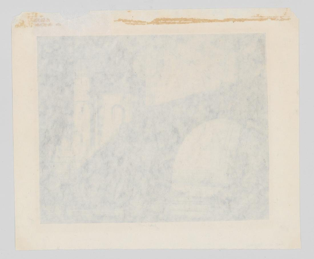 Jules Andre Smith Etching - 5
