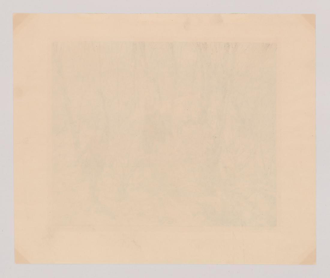 John Costigan Etching [Spring Time] - 5