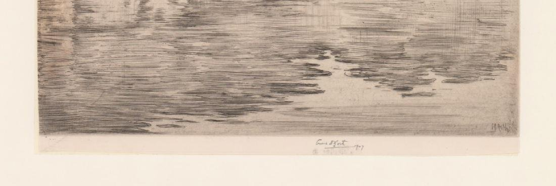 Ernest D. Roth Etching - 3