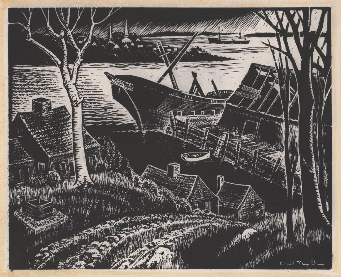 Carroll Thayer Berry (1886 - 1978)
