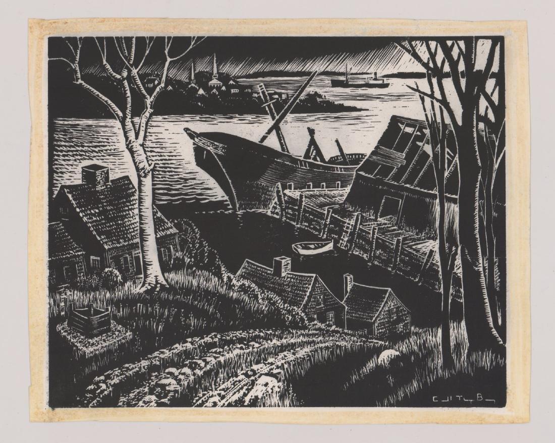 Carroll Thayer Berry (1886 - 1978) - 2