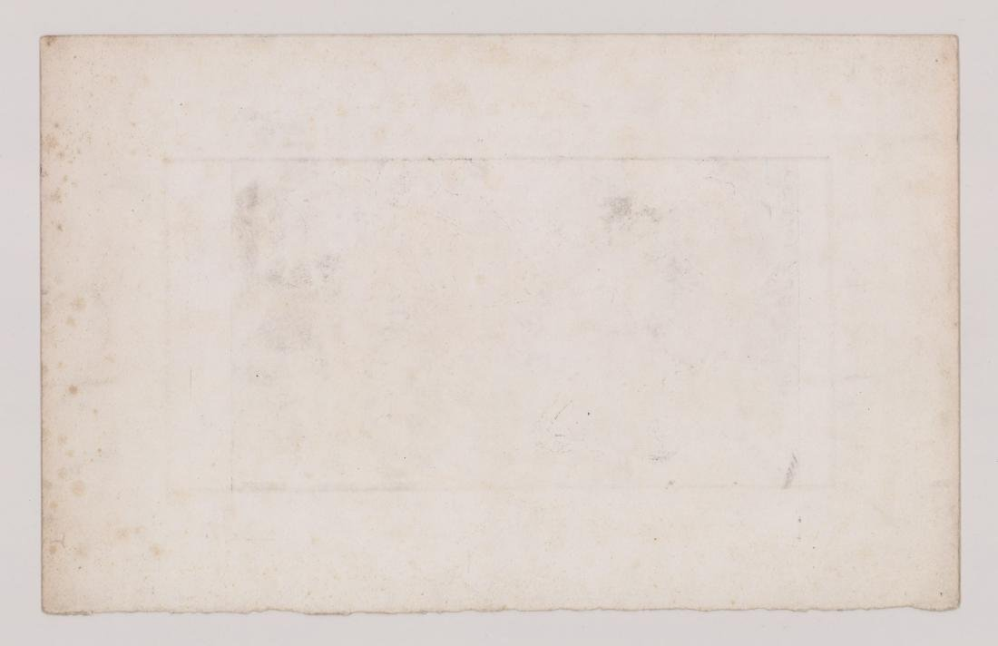 """Russell """"Butch"""" Limbach (1904 - 1971) Etching - 4"""