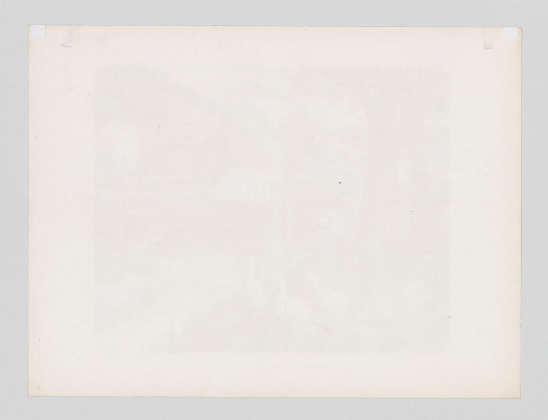 Henry E. Winzenreid (1892 - 1981) Lithograph - 4