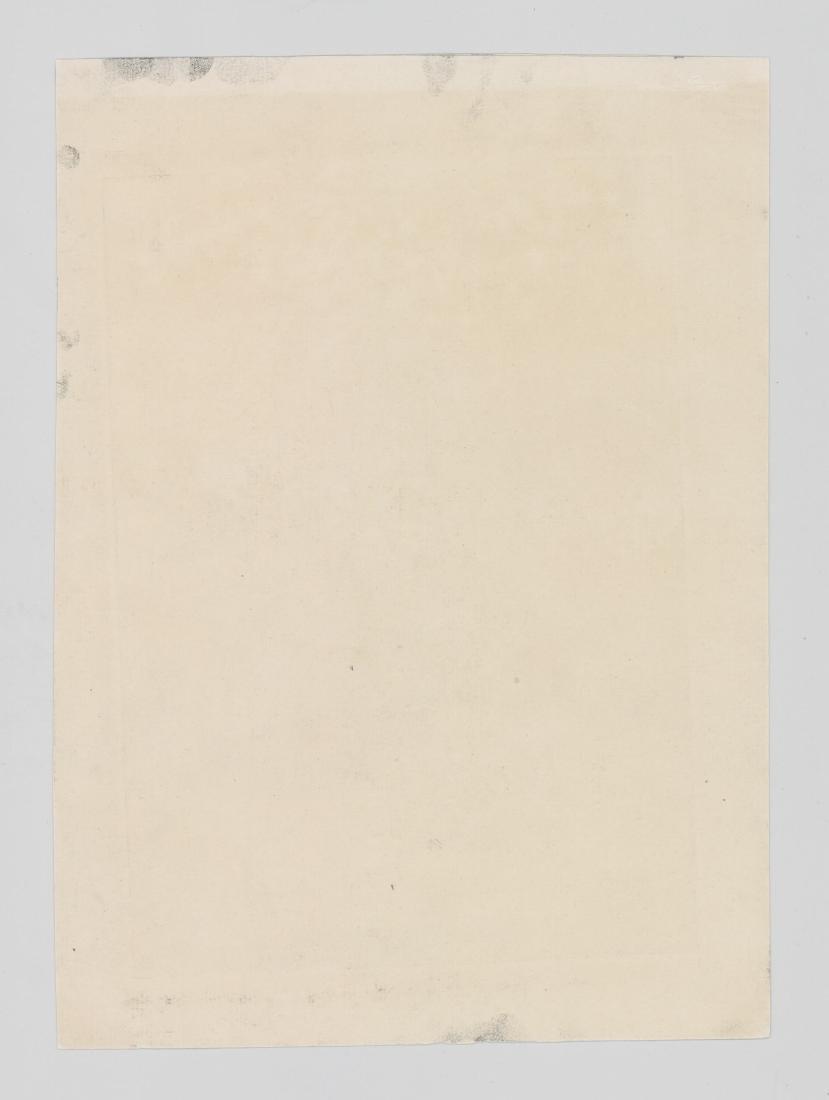 Ruth Kreps (Washington born 1900) Etching - 5