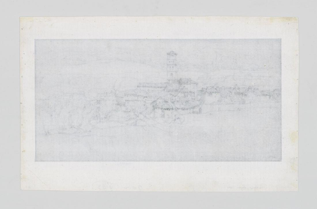 Ernest D. Roth Etching - 5