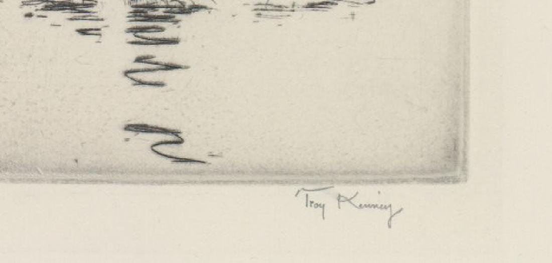 Troy Kinney Etching [Summer Day] - 3