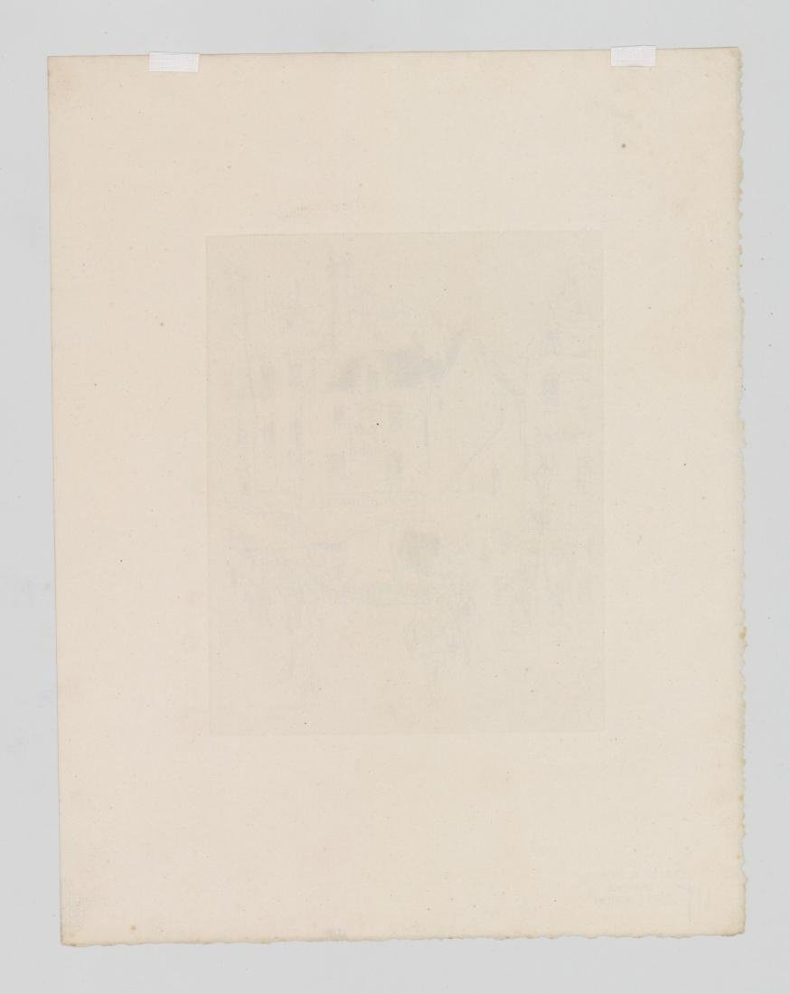 Lester G. Hornby Etching - 4
